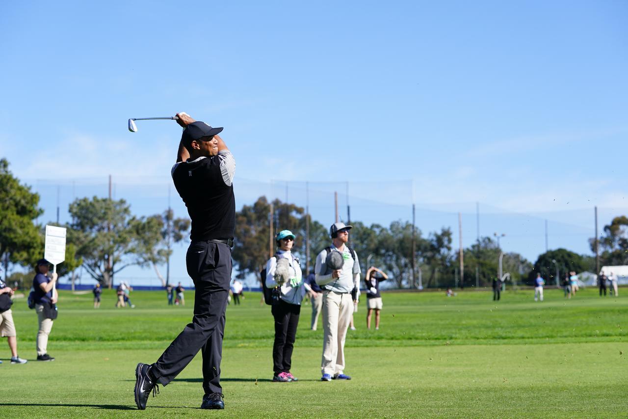 Images : 17番目の画像 - マスターズ5勝目!タイガー・ウッズのアイアン連続写真 - みんなのゴルフダイジェスト