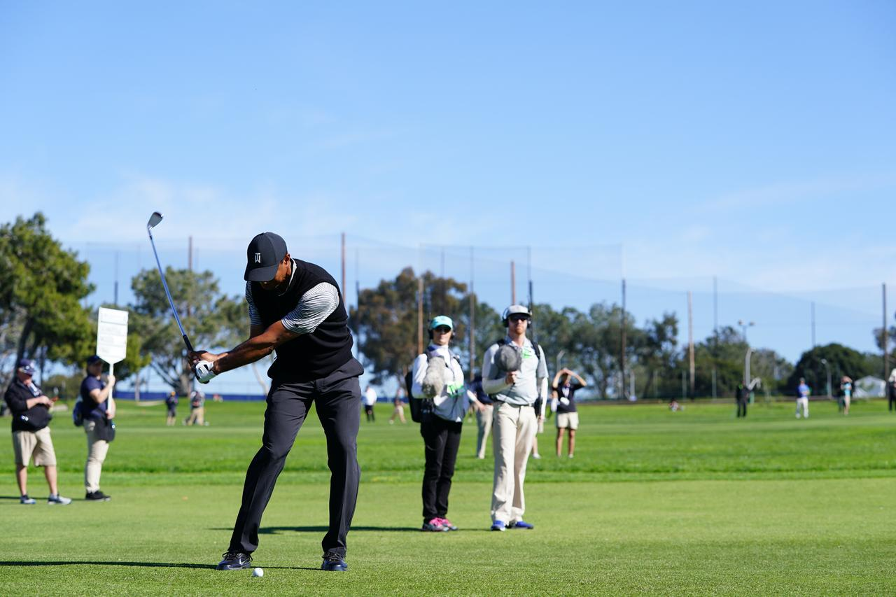 Images : 11番目の画像 - マスターズ5勝目!タイガー・ウッズのアイアン連続写真 - みんなのゴルフダイジェスト