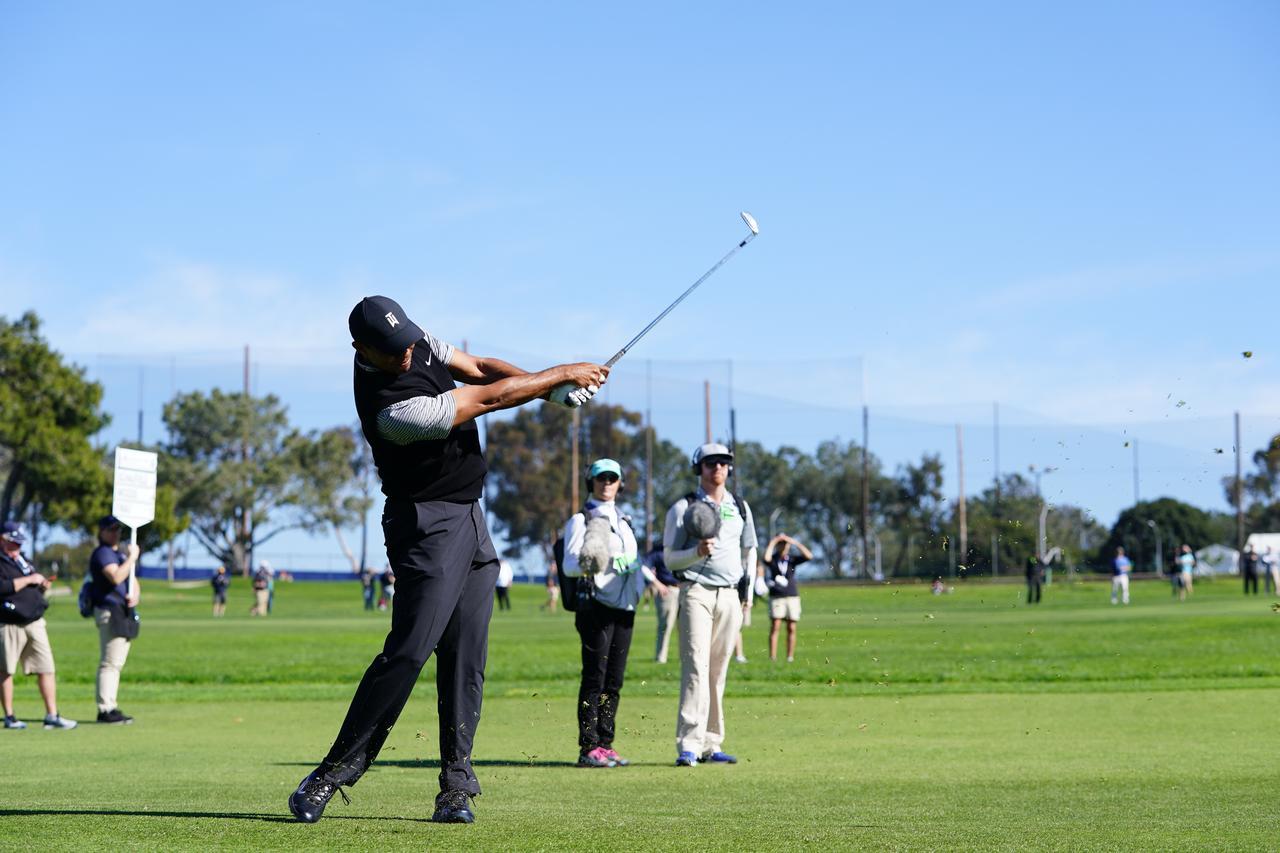 Images : 14番目の画像 - マスターズ5勝目!タイガー・ウッズのアイアン連続写真 - みんなのゴルフダイジェスト