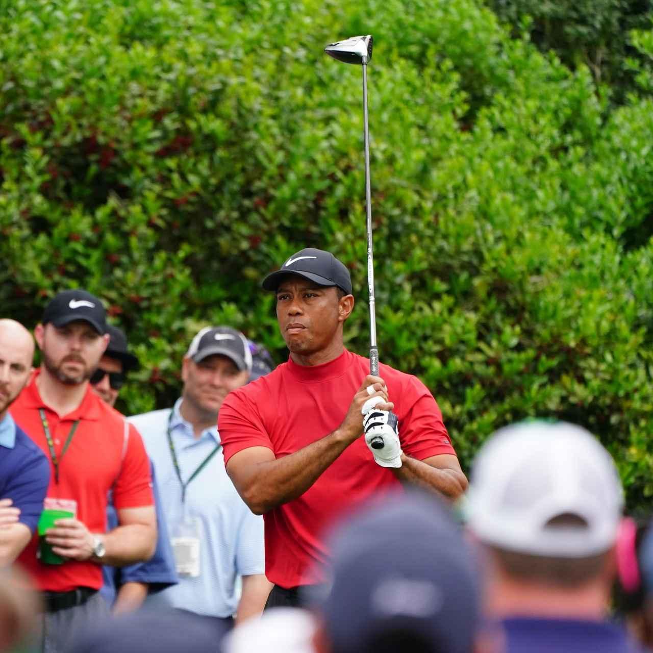 画像: たとえ使いこなせないとしても、タイガーが使っていると聞けば使ってみたくなるのがゴルファーのサガ(写真は2019年のマスターズ 撮影/姉崎正)