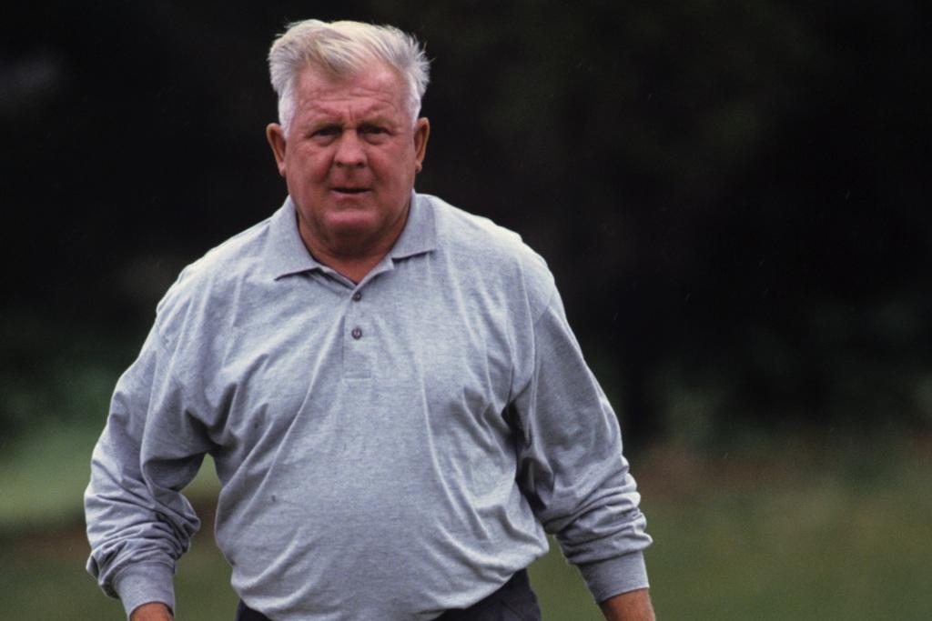 画像: ゴルフの科学者・デシャンボ―が研究しているというモー・ノーマン