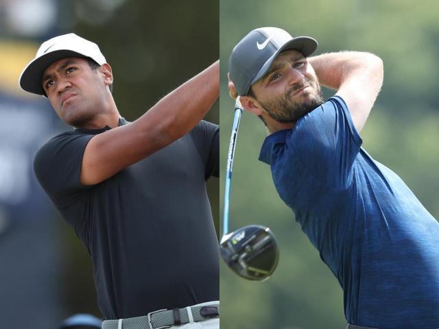 画像: ショットメーカー同士のコンビ。トニー・フィナウ(左)とカイル・スタンリー(右)は優勝争いに食い込めるか(撮影/姉崎正)