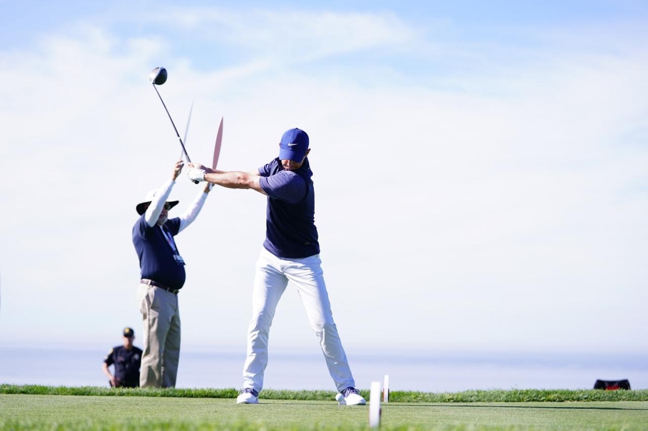 Images : 3番目の画像 - プロも認めるスウィンガー!ローリー・マキロイのドライバー連続写真 - みんなのゴルフダイジェスト