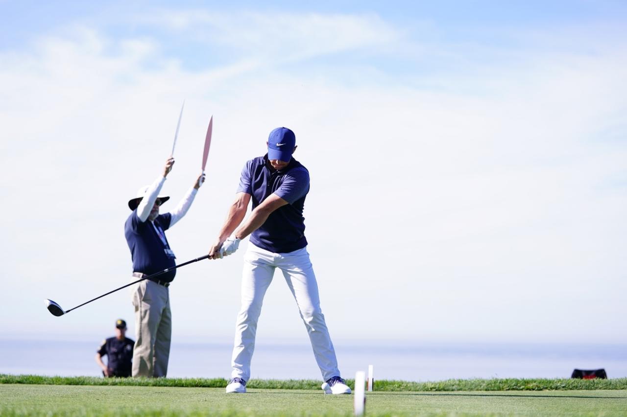 Images : 2番目の画像 - プロも認めるスウィンガー!ローリー・マキロイのドライバー連続写真 - みんなのゴルフダイジェスト
