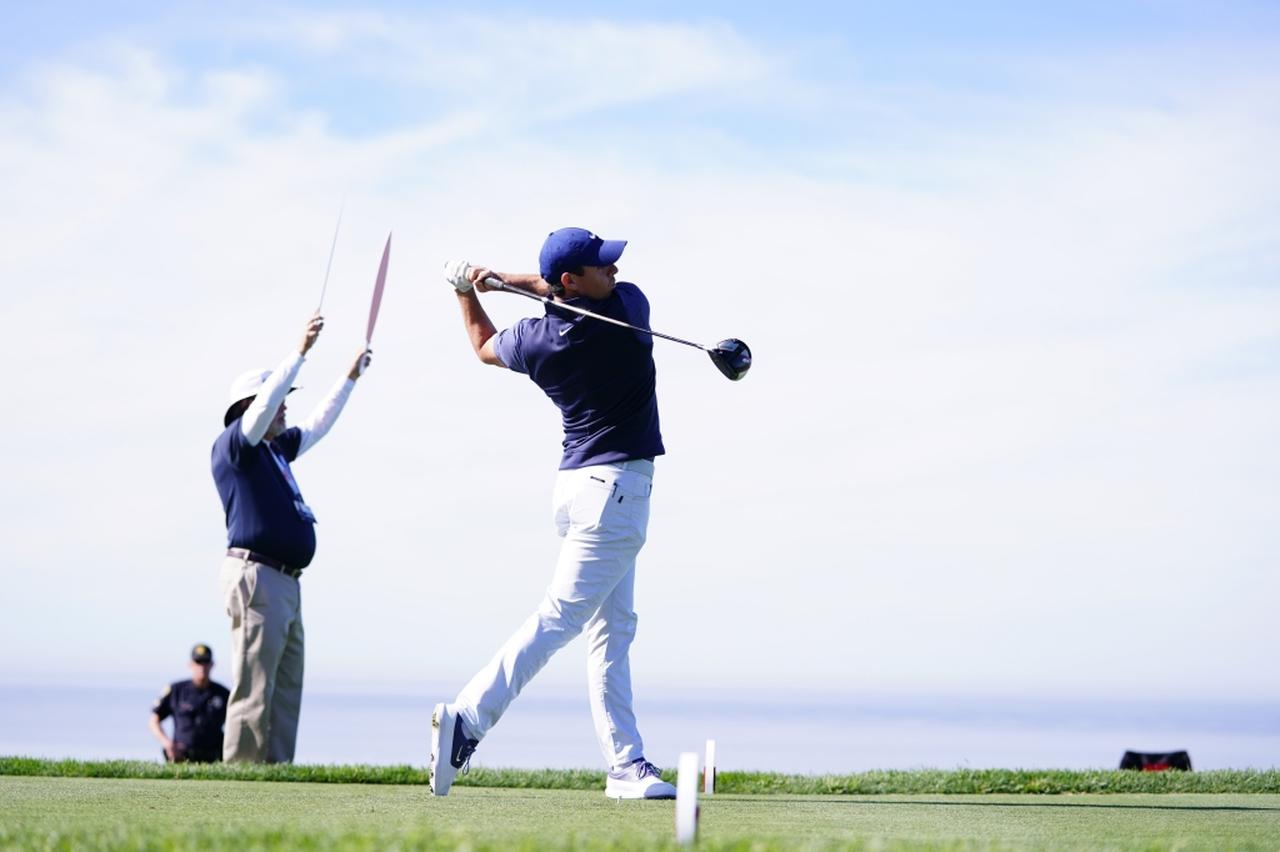 Images : 16番目の画像 - プロも認めるスウィンガー!ローリー・マキロイのドライバー連続写真 - みんなのゴルフダイジェスト