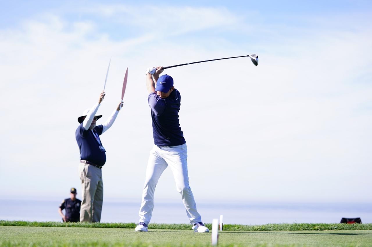 Images : 5番目の画像 - プロも認めるスウィンガー!ローリー・マキロイのドライバー連続写真 - みんなのゴルフダイジェスト