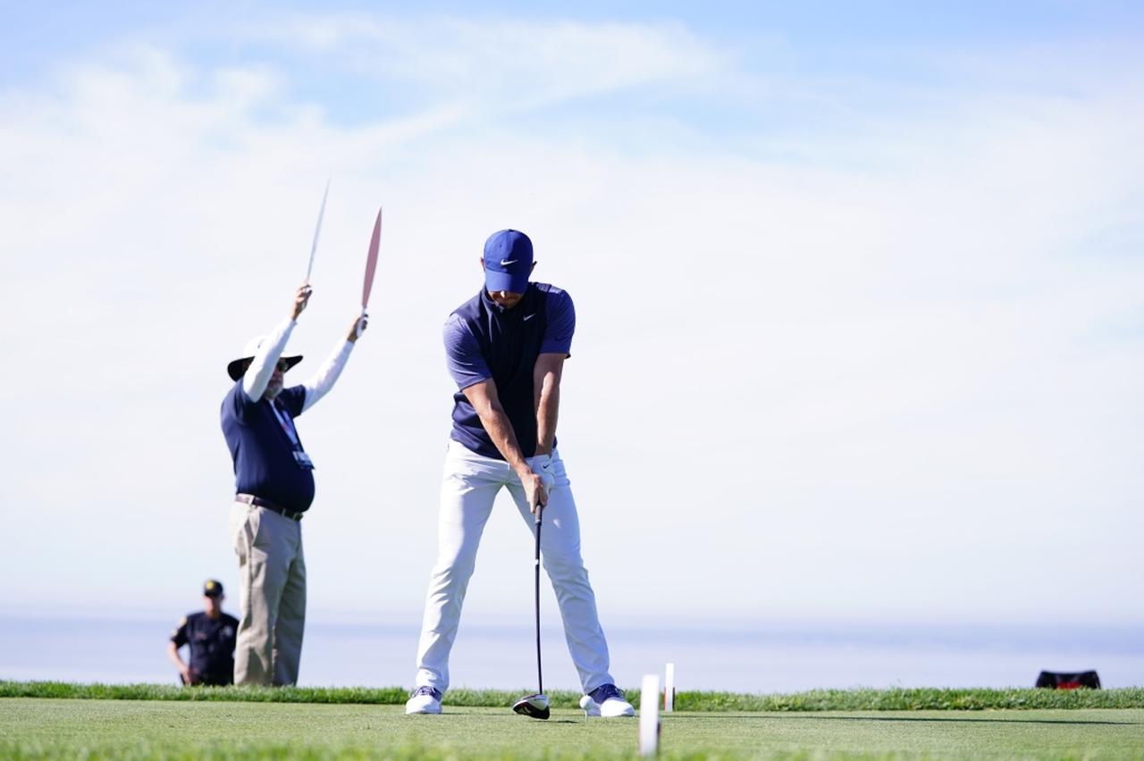 Images : 1番目の画像 - プロも認めるスウィンガー!ローリー・マキロイのドライバー連続写真 - みんなのゴルフダイジェスト
