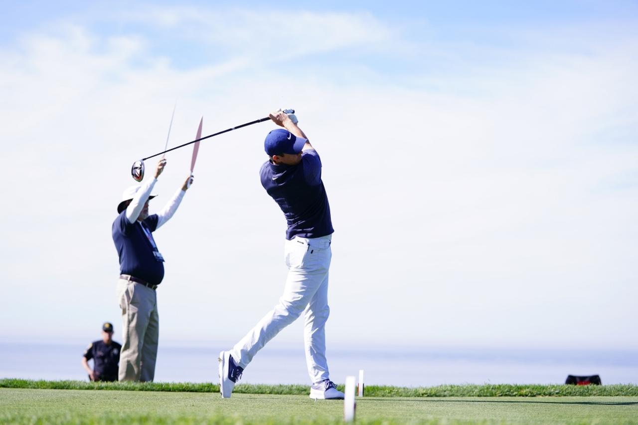 Images : 14番目の画像 - プロも認めるスウィンガー!ローリー・マキロイのドライバー連続写真 - みんなのゴルフダイジェスト