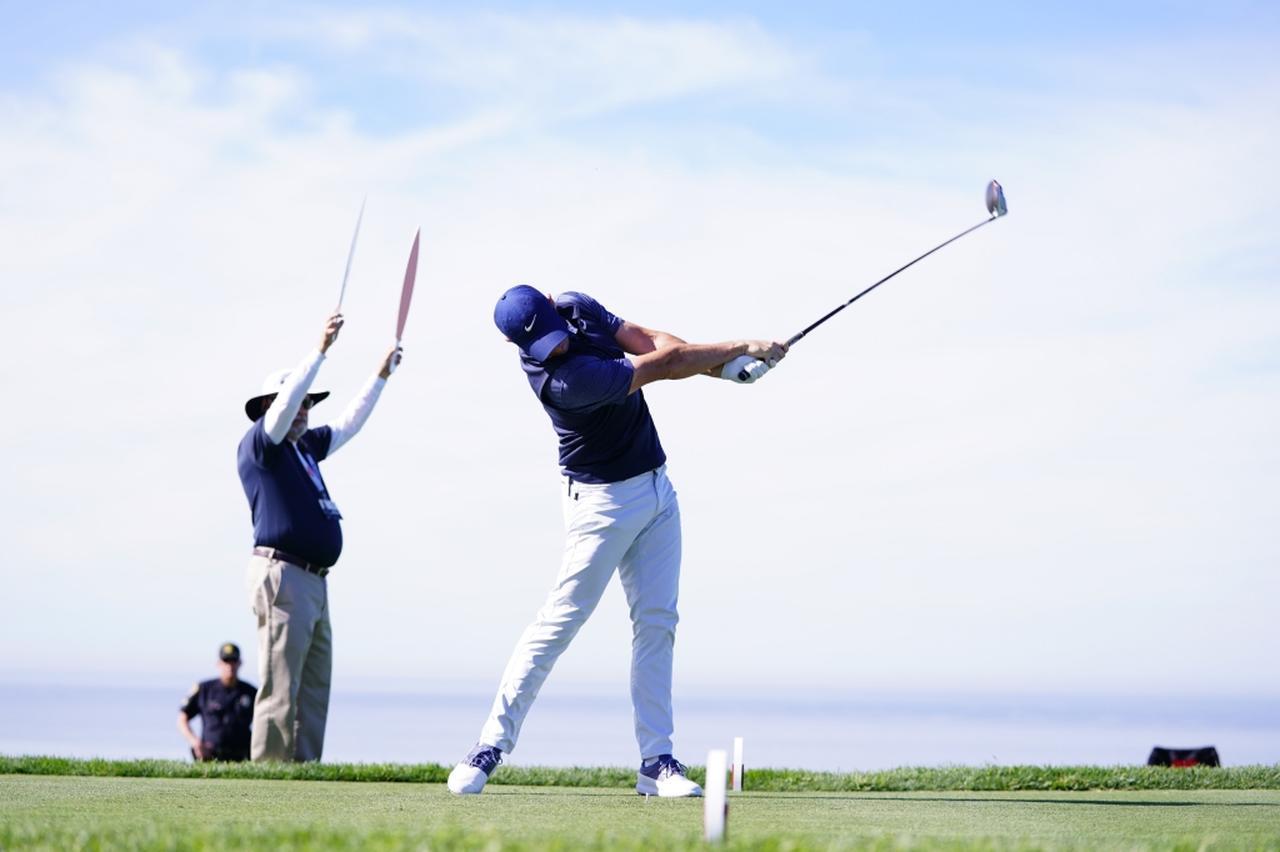Images : 11番目の画像 - プロも認めるスウィンガー!ローリー・マキロイのドライバー連続写真 - みんなのゴルフダイジェスト
