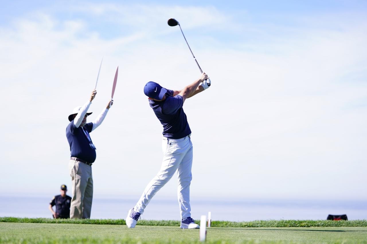 Images : 12番目の画像 - プロも認めるスウィンガー!ローリー・マキロイのドライバー連続写真 - みんなのゴルフダイジェスト