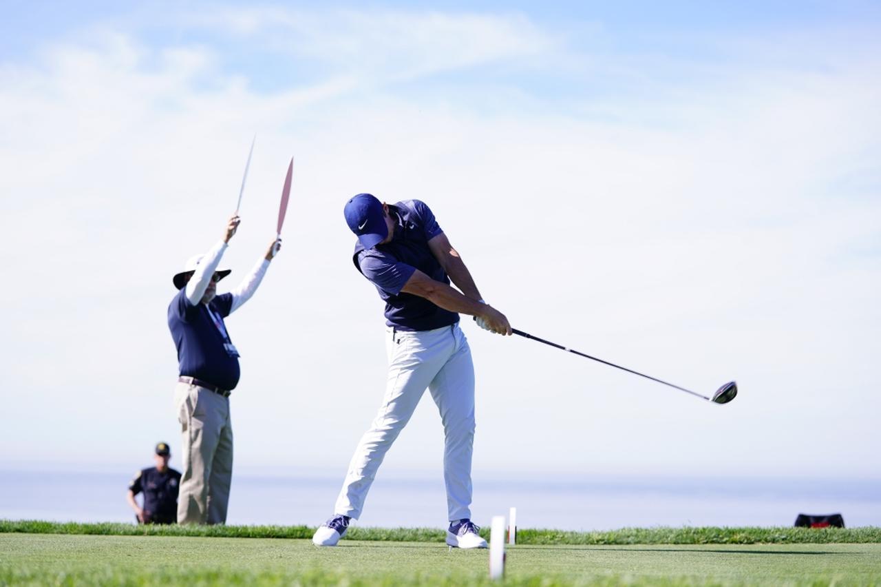 Images : 10番目の画像 - プロも認めるスウィンガー!ローリー・マキロイのドライバー連続写真 - みんなのゴルフダイジェスト