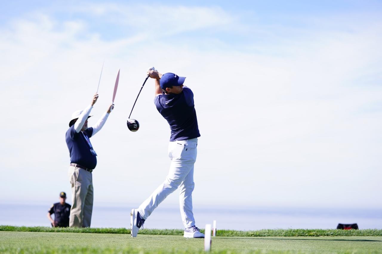 Images : 15番目の画像 - プロも認めるスウィンガー!ローリー・マキロイのドライバー連続写真 - みんなのゴルフダイジェスト