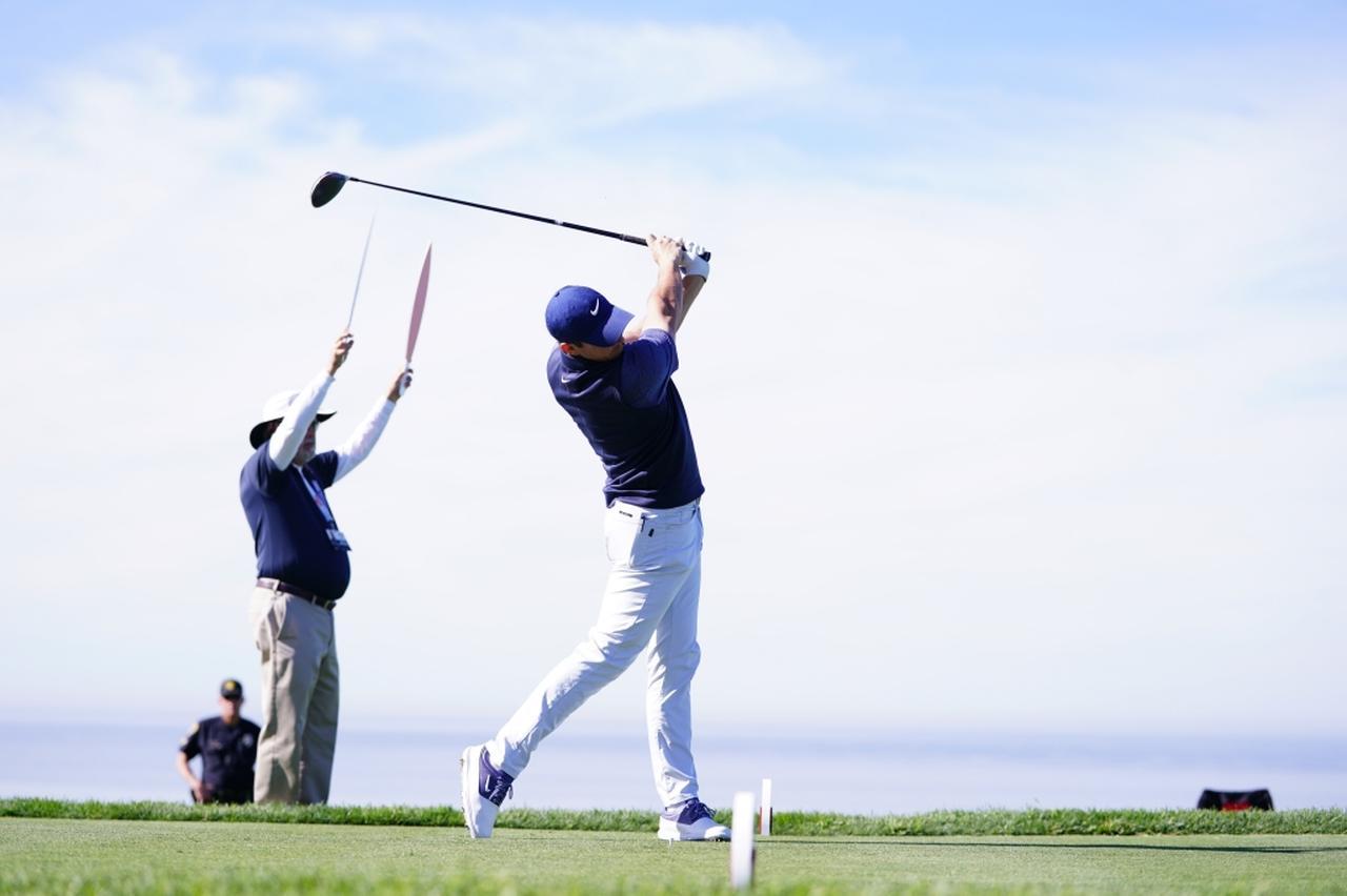 Images : 13番目の画像 - プロも認めるスウィンガー!ローリー・マキロイのドライバー連続写真 - みんなのゴルフダイジェスト
