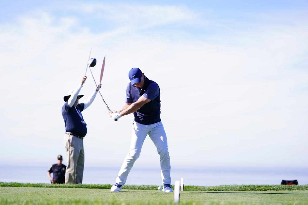 Images : 8番目の画像 - プロも認めるスウィンガー!ローリー・マキロイのドライバー連続写真 - みんなのゴルフダイジェスト