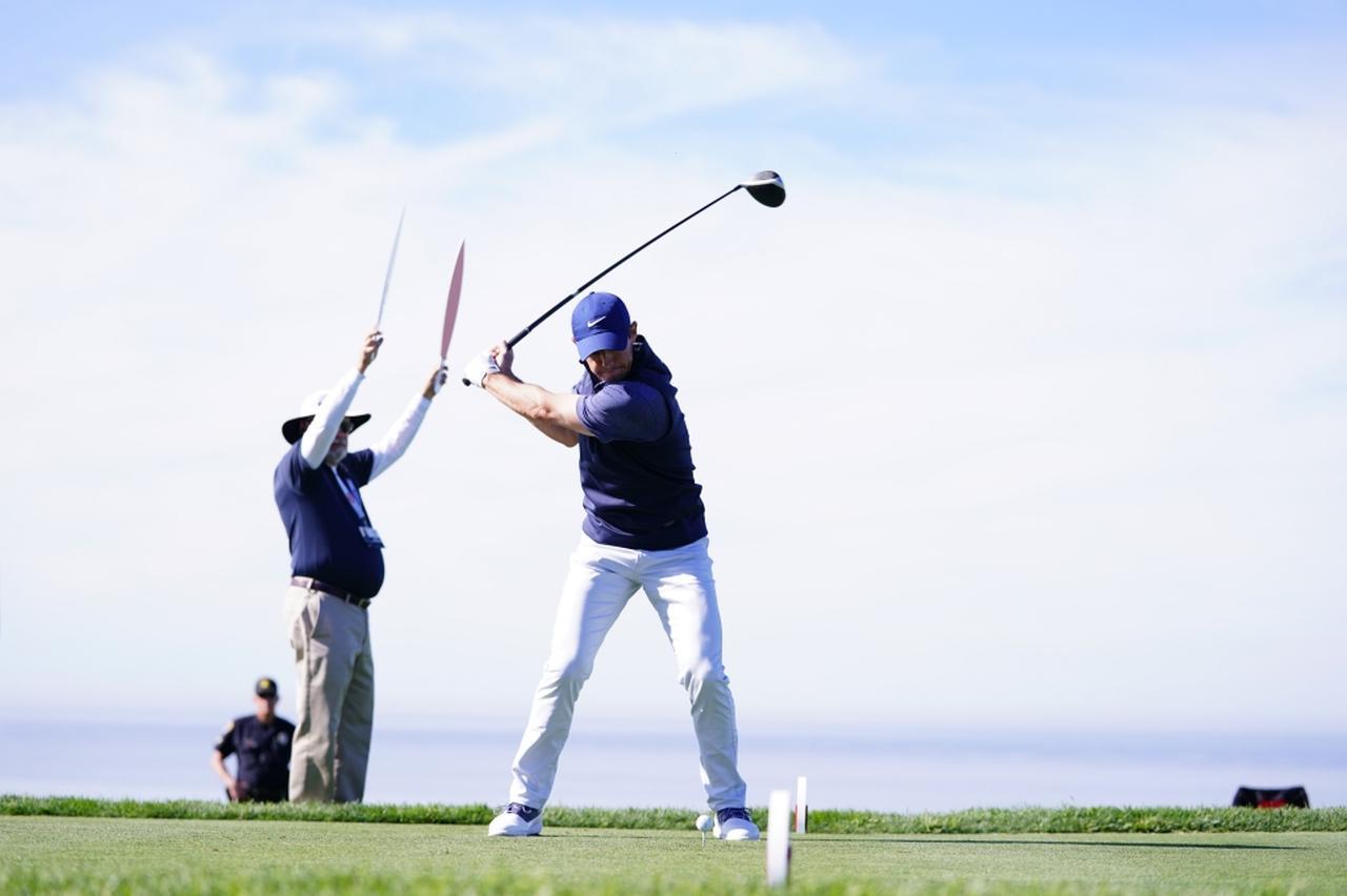 Images : 7番目の画像 - プロも認めるスウィンガー!ローリー・マキロイのドライバー連続写真 - みんなのゴルフダイジェスト