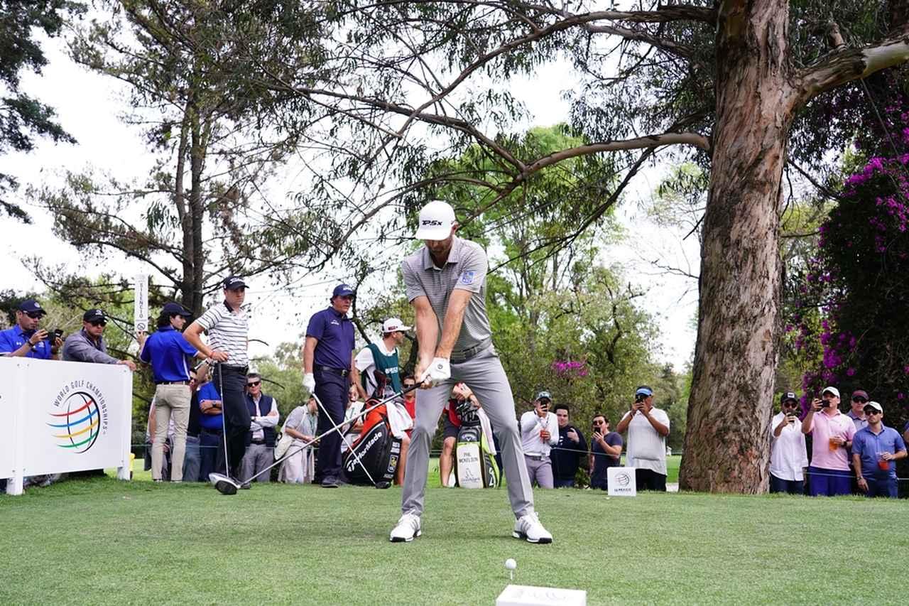 Images : 2番目の画像 - PGAツアー屈指の飛ばし屋! ダスティン・ジョンソンのドライバー連続写真 - みんなのゴルフダイジェスト
