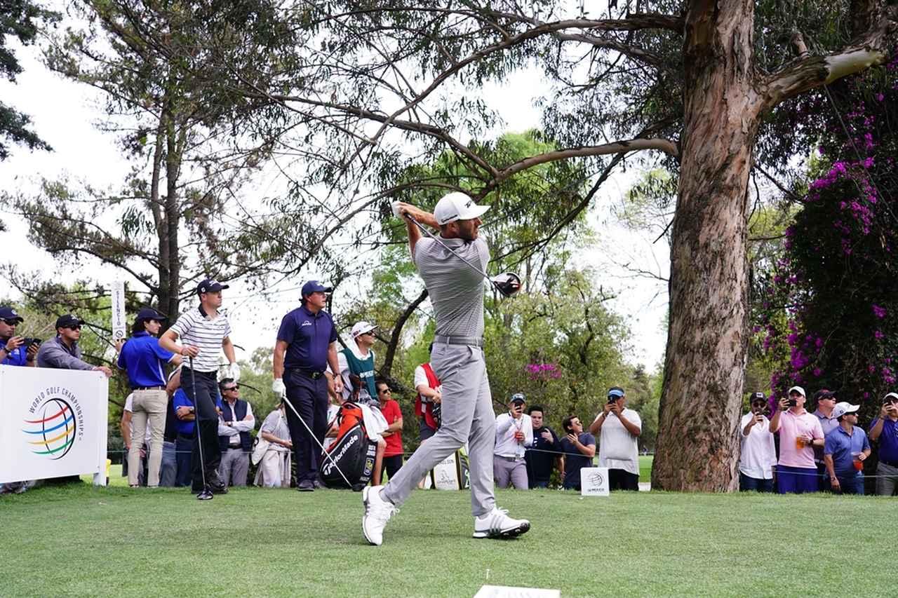 Images : 18番目の画像 - PGAツアー屈指の飛ばし屋! ダスティン・ジョンソンのドライバー連続写真 - みんなのゴルフダイジェスト