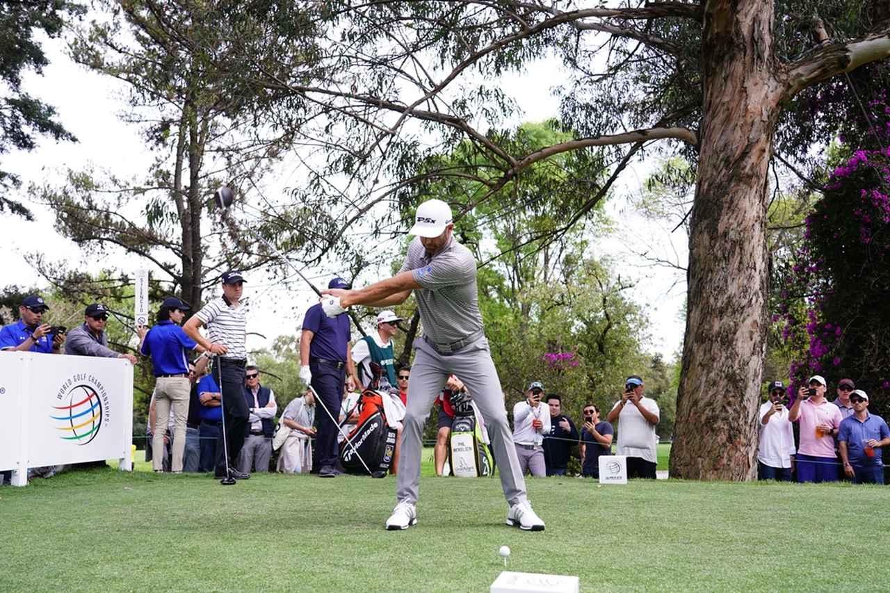 Images : 4番目の画像 - PGAツアー屈指の飛ばし屋! ダスティン・ジョンソンのドライバー連続写真 - みんなのゴルフダイジェスト