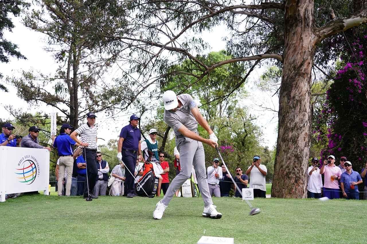 Images : 12番目の画像 - PGAツアー屈指の飛ばし屋! ダスティン・ジョンソンのドライバー連続写真 - みんなのゴルフダイジェスト