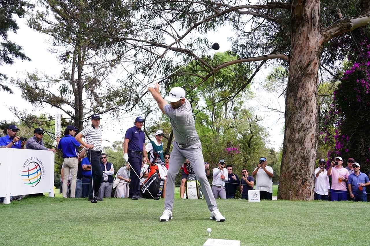 Images : 6番目の画像 - PGAツアー屈指の飛ばし屋! ダスティン・ジョンソンのドライバー連続写真 - みんなのゴルフダイジェスト