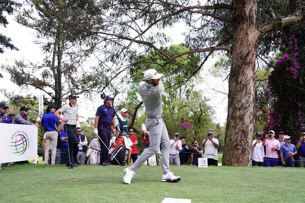 Images : 16番目の画像 - PGAツアー屈指の飛ばし屋! ダスティン・ジョンソンのドライバー連続写真 - みんなのゴルフダイジェスト