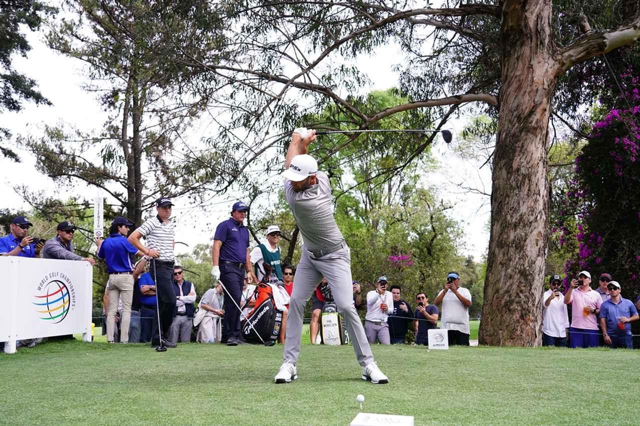Images : 7番目の画像 - PGAツアー屈指の飛ばし屋! ダスティン・ジョンソンのドライバー連続写真 - みんなのゴルフダイジェスト