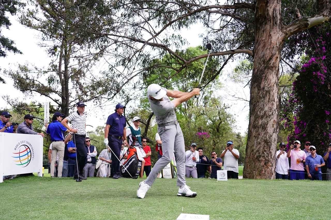 Images : 14番目の画像 - PGAツアー屈指の飛ばし屋! ダスティン・ジョンソンのドライバー連続写真 - みんなのゴルフダイジェスト