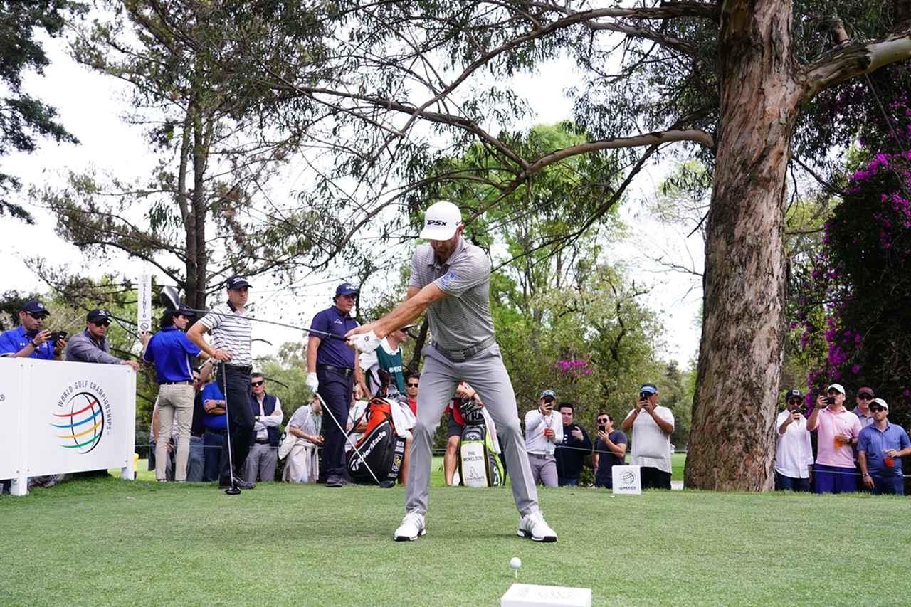 Images : 3番目の画像 - PGAツアー屈指の飛ばし屋! ダスティン・ジョンソンのドライバー連続写真 - みんなのゴルフダイジェスト