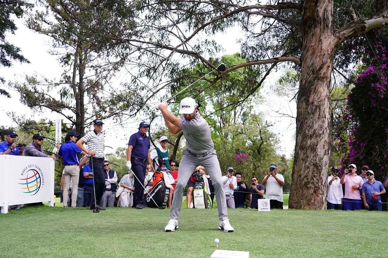 Images : 9番目の画像 - PGAツアー屈指の飛ばし屋! ダスティン・ジョンソンのドライバー連続写真 - みんなのゴルフダイジェスト