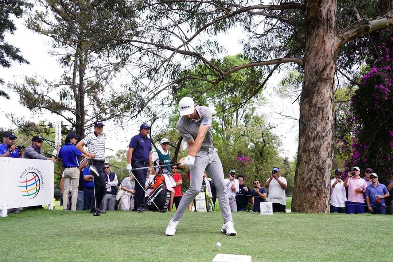 Images : 11番目の画像 - PGAツアー屈指の飛ばし屋! ダスティン・ジョンソンのドライバー連続写真 - みんなのゴルフダイジェスト
