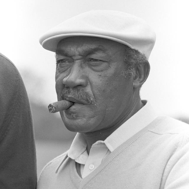 画像: 「白人のみ」という条項を撤廃し、初めてツアーメンバーとなったチャーリー・シフォード。PGAツアーで2勝を挙げ、黒人として初めてゴルフ殿堂入りを果たした