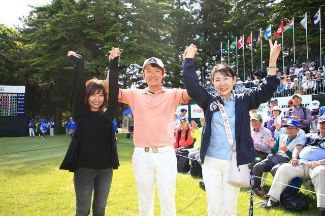 画像: 勝利を挙げた浅地は全英オープンの切符も手に入れた。今後の活躍に期待だ