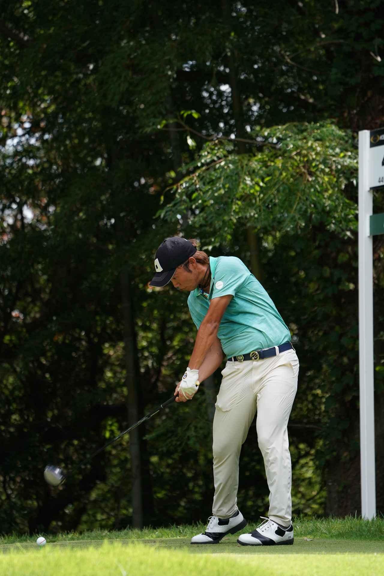Images : 8番目の画像 - 浅地洋佑のドライバー連続写真 - みんなのゴルフダイジェスト