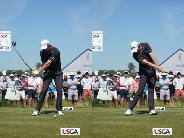 画像: 横方向の力を使う大きさの強い代表選手はジャスティン・ローズ(写真は2018年の全米オープン 撮影/服部謙二郎)