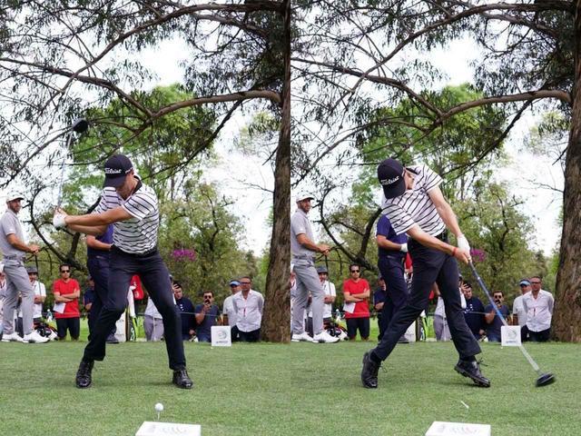 画像: 地面反力を使う代表選手はジャスティン・トーマス(写真は2019年のWGCメキシコ選手権 撮影/姉崎正)