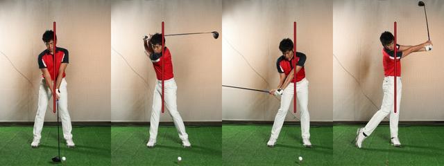 画像: スウィングには3つの軸がある。スウィングは「三次元」でとらえよう【驚異の反力打法~飛ばしたいならバイオメカ #25】 - みんなのゴルフダイジェスト