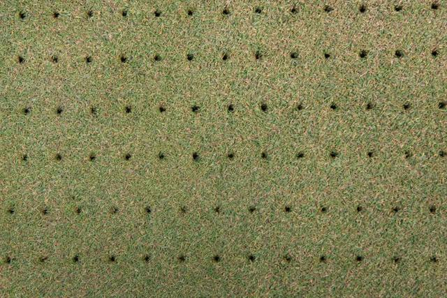 画像: あの穴なんなの? グリーンを元気にする作業「エアレーション」【ゴルフ用語辞典】 - みんなのゴルフダイジェスト