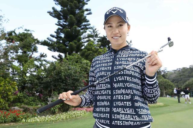 """画像: 直前に「75グラムのシャフト」に替えていた。上田桃子、勝利につなげた""""パターのリシャフト"""" - みんなのゴルフダイジェスト"""