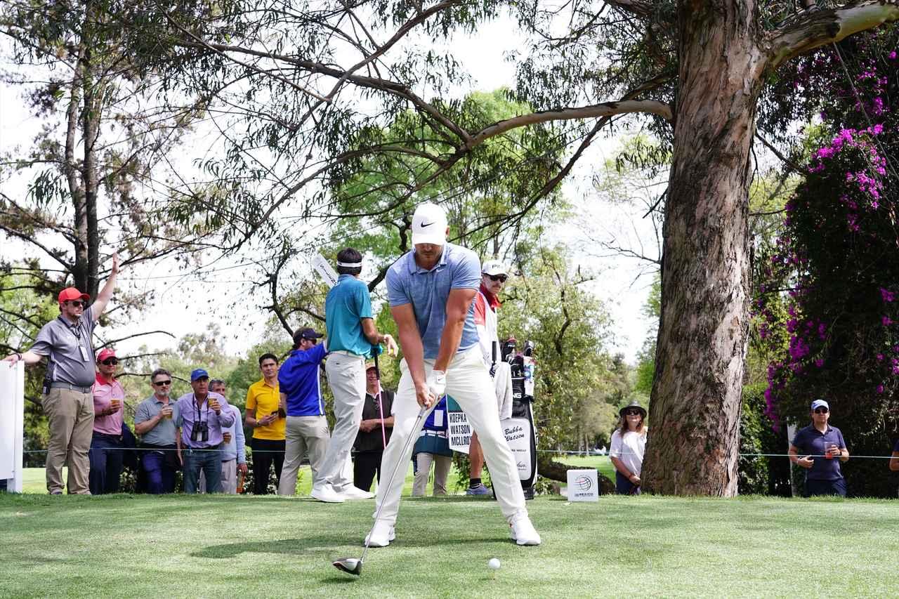 Images : 2番目の画像 - ブルックス・ケプカドライバー正面連続写真 - みんなのゴルフダイジェスト