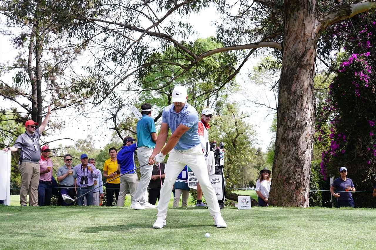 Images : 3番目の画像 - ブルックス・ケプカドライバー正面連続写真 - みんなのゴルフダイジェスト