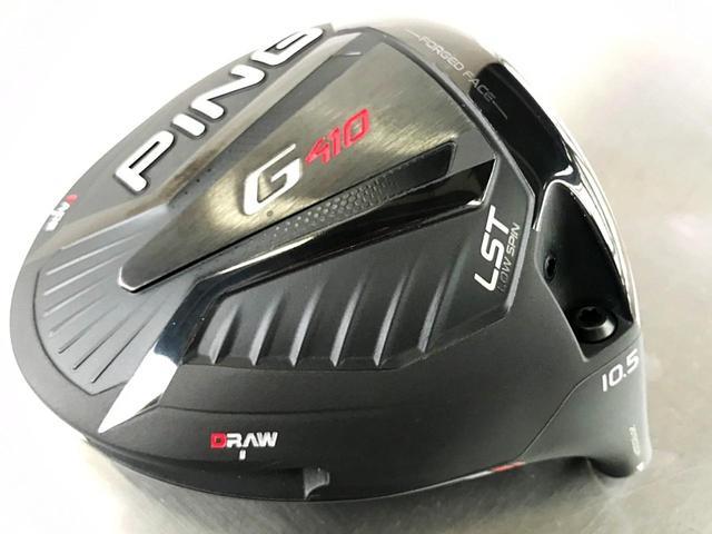画像: G410LST。スピンを減らして飛ばしたいゴルファー向けのラインナップだ