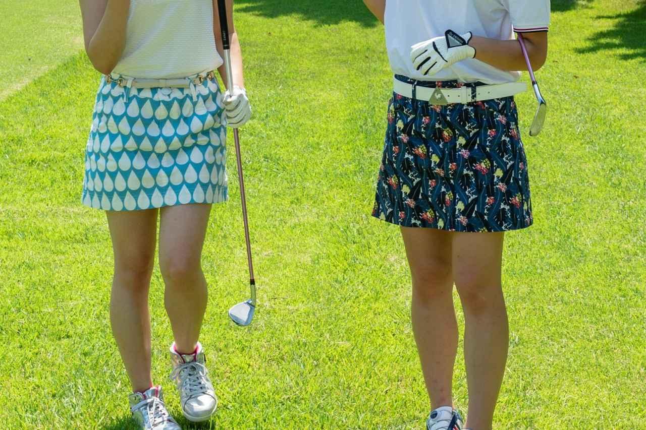 画像: 待ち時間にファッションチェック。風呂は入らず即帰る!? あなたが知らない「ゴルフ女子会」で行われるあれやこれ - みんなのゴルフダイジェスト