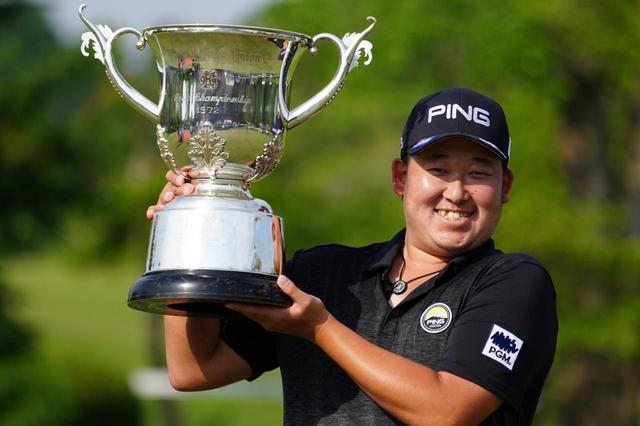 画像: 関西オープンで初優勝を挙げた大槻智春