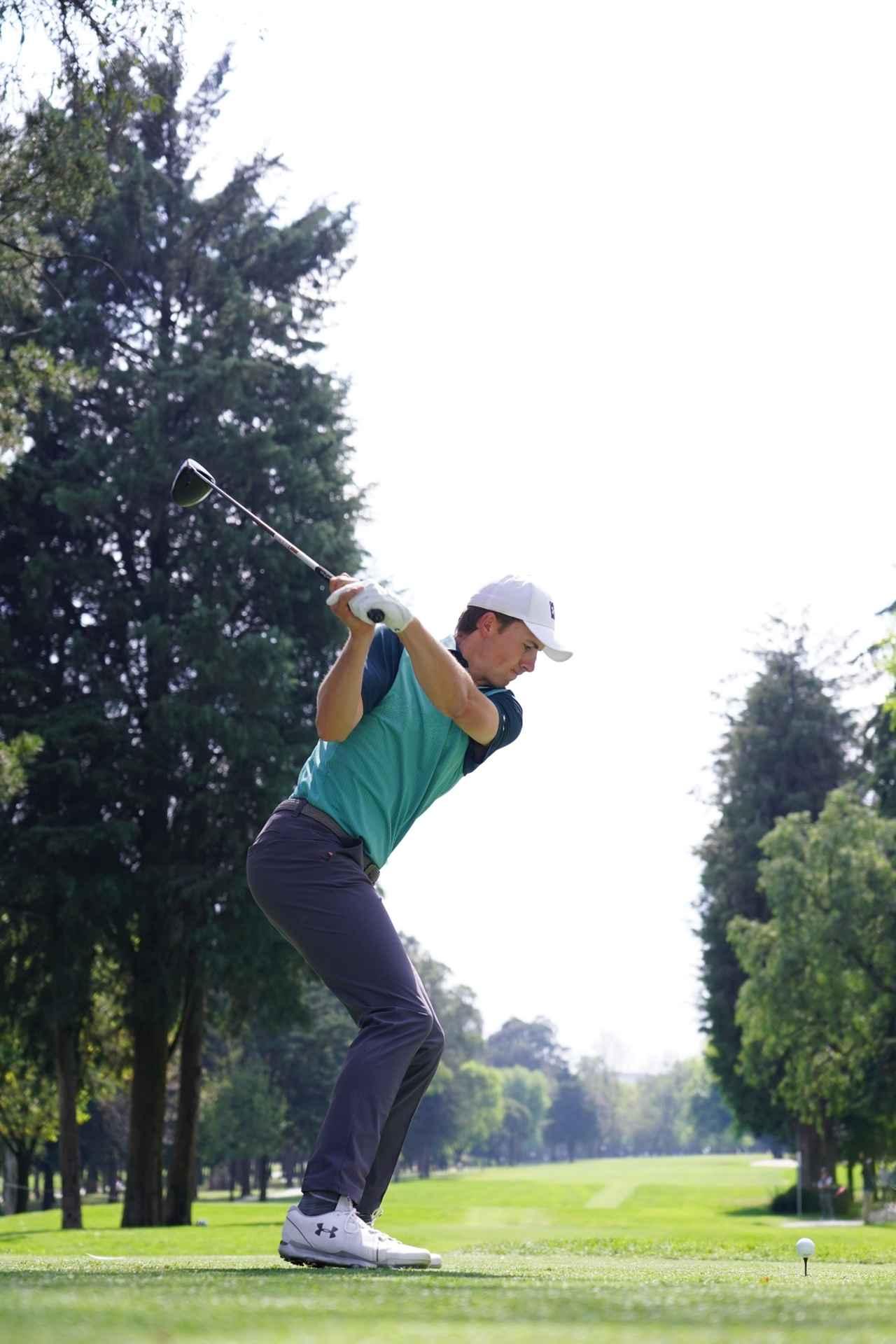 Images : 6番目の画像 - 2年ぶりに勝利を掴むことができるか!?ジョーダン・スピースのドライバー連続写真 - みんなのゴルフダイジェスト
