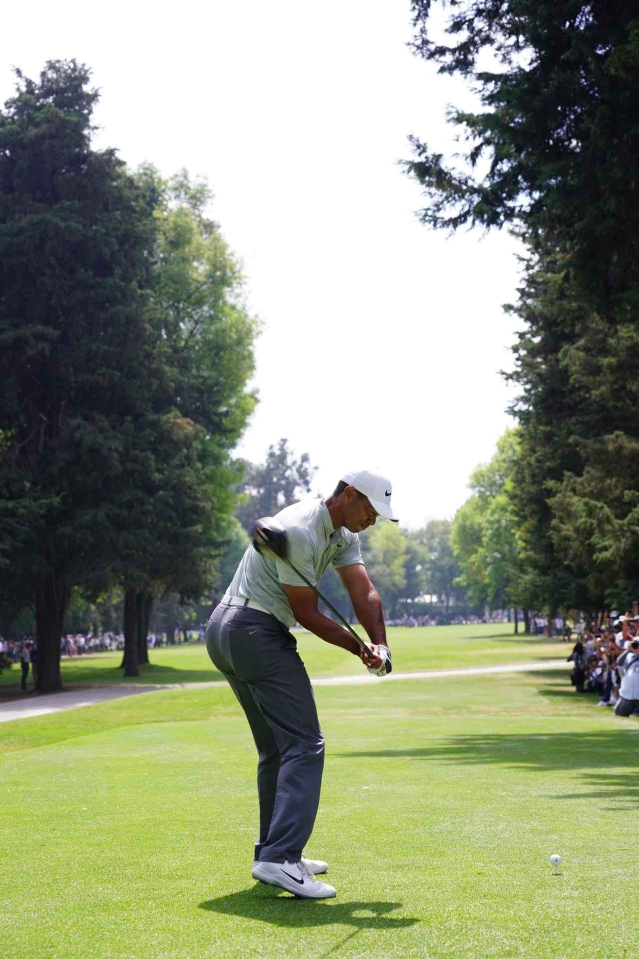 Images : 8番目の画像 - タイガー・ウッズのドライバー連続写真 - みんなのゴルフダイジェスト