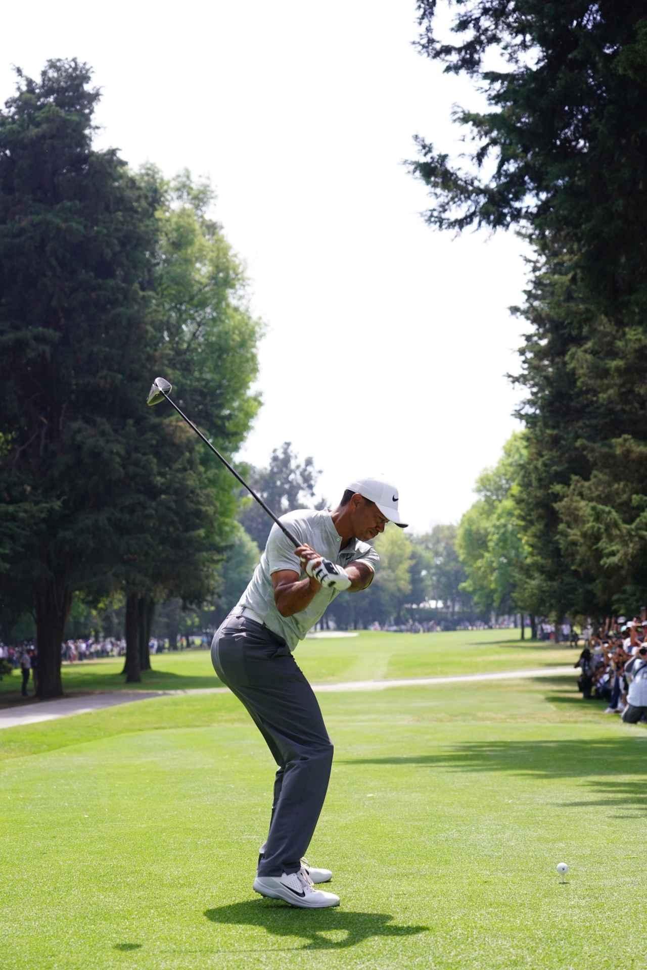 Images : 7番目の画像 - タイガー・ウッズのドライバー連続写真 - みんなのゴルフダイジェスト