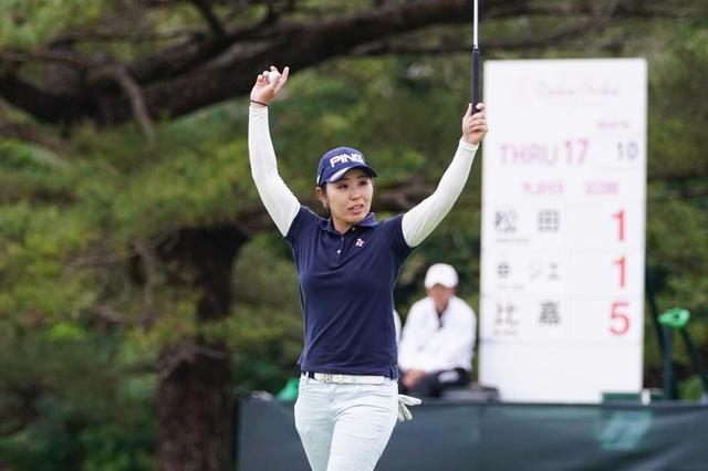 画像: 東京五輪ゴルフ代表の座をつかめるか!? どん底から這い上がった比嘉真美子の強さ - みんなのゴルフダイジェスト