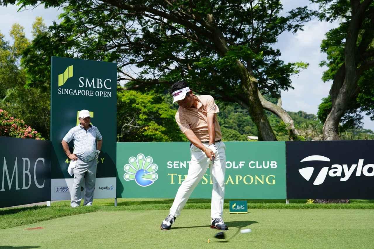 Images : 10番目の画像 - ツアー通算21勝!池田勇太のドライバー連続写真 - みんなのゴルフダイジェスト