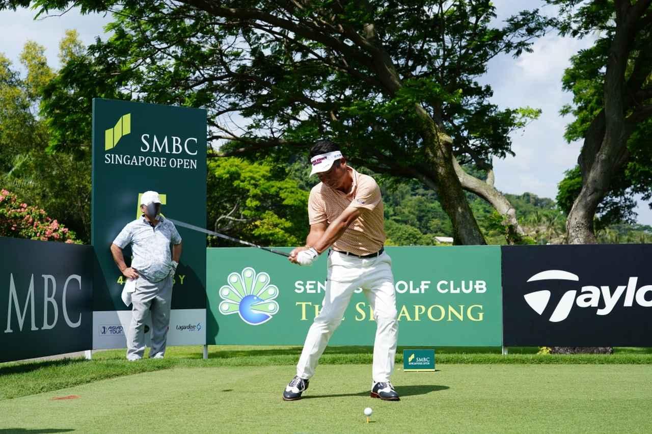 Images : 9番目の画像 - ツアー通算21勝!池田勇太のドライバー連続写真 - みんなのゴルフダイジェスト