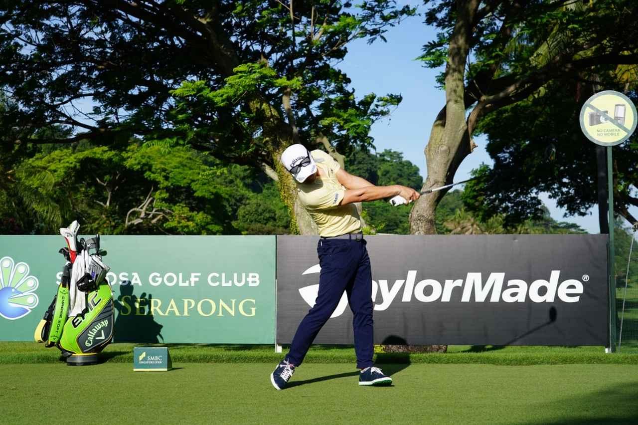 Images : 11番目の画像 - 石川遼のドライバー連続写真 - みんなのゴルフダイジェスト